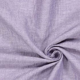 Chianti - Violet - Lilac coloured fabric with no pattern