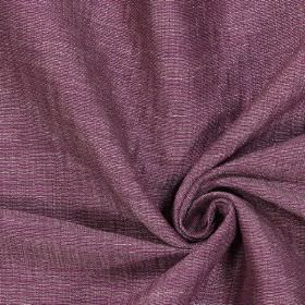 Chianti - Plum - Swatch of fabric in a rich purple colour