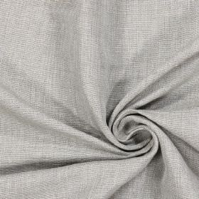Chianti - Granite - Fabric which has been woven with light grey and white, but which has no pattern