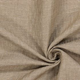 Chianti - Beech - Fabric which appears to be made in a colour which is a blend of brown, cream and grey