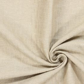 Chianti - Parchment - Fabric in a plain, warm, light mocha colour