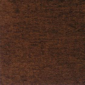 Classique - Chocolate - Chocolate brown velvet plain fabric