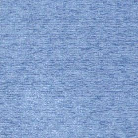 Classique - Larkspur - Cornflower blue velvet plain fabric