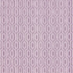 Witton - Blush - Very subtly patterned woven light pink and white cotton fabric