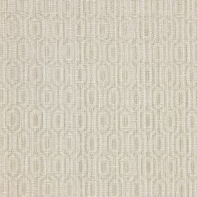 Witton - Sand - Beige cotton fabric which has been woven with a very subtle pattern with some raised threads