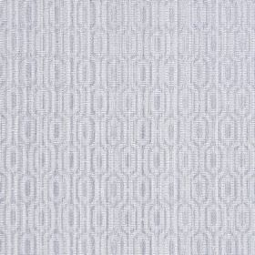 Witton - Sky - Very light grey, almost white coloured cotton fabric with a very subtle pattern and some raised threads