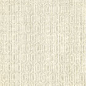 Witton - Oyster - Subtly patterned cotton fabric which has been woven in a very pale shade of grey