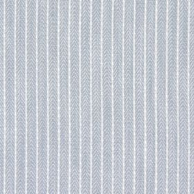 Dori - Denim - Light grey fabric with narrow stripes