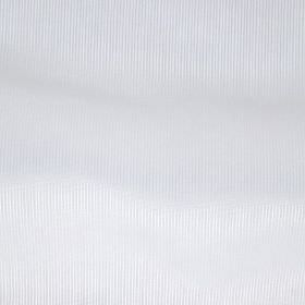 Veil - White - Very narrow stripes of white and light grey patterning this hard wearing fabric