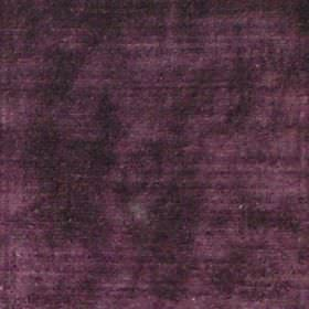 Sultan - Plum - Plain plum purple fabric