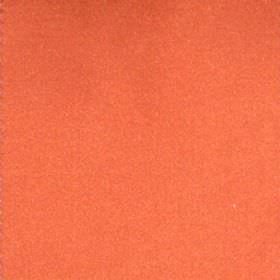 Chic - Cinnamon - Plain orange fabric