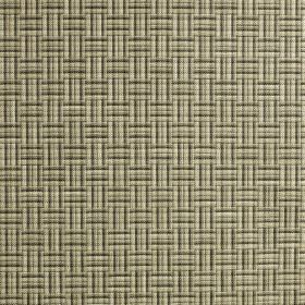 Grassington - Ivy - 100% polyester fabric made in light and dark shades of grey, featuring a striking, unusual woven style pattern