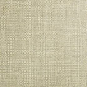 Skipton - Natural - Fabric woven from 100% polyester using threads in pale grey and beige