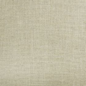 Skipton - Hazelnut - 100% polyester fabric made in a light shade of silver-grey, woven with a few subtle white threads