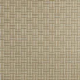 Grassington - Natural - A woven style pattern printed on fabric made from 100% polyester in various light shades of grey