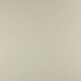 Ashburton - Ivory - Cloud grey coloured 100% cotton fabric made with a very subtle pattern