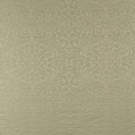 Ashburton - Parchment - Fabric made from very subtly patterned 100% cotton in a dark creamy grey colour