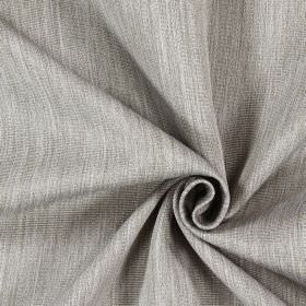 Moonlight - Steel - Hard wearing fabric streaked with two very similar pale shades of grey