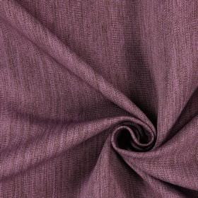 Moonlight - Amethyst - Hard wearing fabric made with streaks of pink-purple and dark grey