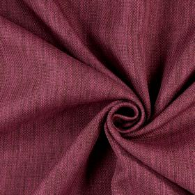 Star - Dubarry - Dark pink hard wearing fabric which has been woven with subtle dark grey streaks