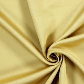 Nightfall - Gold - Very lightly speckled cream coloured fabric which is hard wearing