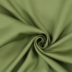 Starlight - Olive - Mottled, speckled fabric which is hard wearing, made in very light green and cream