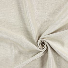 Moonbeam - Parchment - Off-white coloured woven fabric which is hard wearing