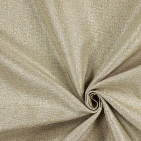 Moonbeam - Straw - Swatch of cream-gold coloured hard wearing fabric