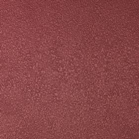 Ray - Fire - A very small, subtle pattern covering cotton and polyester blend fabric in a deep maroon colour