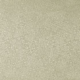 Ray - Stone - Cotton and polyester blend fabric made with a very small, subtle pattern in ash grey