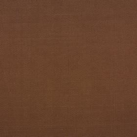 Ottoman - Copper - Fabric made from chocolate brown coloured 100% silk