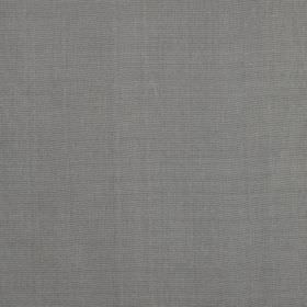 Ottoman - Luxe - Iron grey coloured fabric made from 100% silk