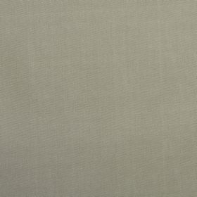Ottoman - Eau De Nil - Dove grey coloured 100% silk fabric made with no pattern