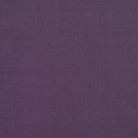Ottoman - Cassis - Royal purple coloured fabric made entirely from silk