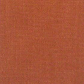 Wexford - Terracotta - Plain terracotta orange fabric