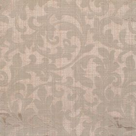 Fantasia - Linen - Classic linen coloured foliage pattern