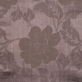 Flores - Lavender - Lavender purple floral pattern and fabric