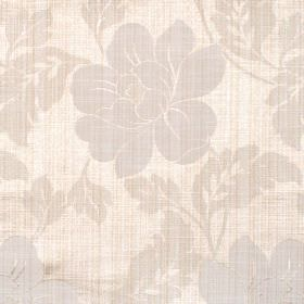 Flores - Oyster - Oyster white floral pattern and fabric