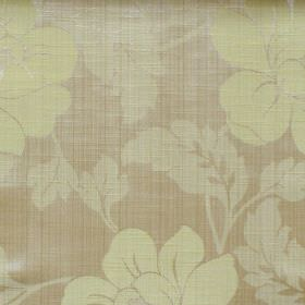 Flores - Avocado - Avocado green floral pattern and fabric