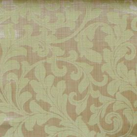 Fantasia - Avocado - Classic avocado green foliage pattern