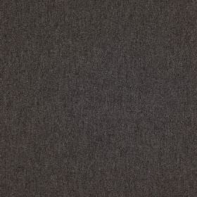 Finlay - Graphite - Charcoal coloured fabric made from 100% polyester, featuring a very subtle, slightly patchily coloured finish