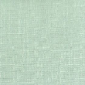 Wexford - Azure - Light, minty green coloured cotton fabric with no pattern