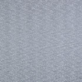 Jupiter - Zinc - Patchily coloured, slightly blurred light blue-grey coloured cotton and polyester blend fabric
