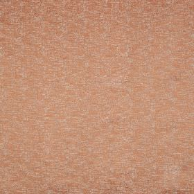 Jupiter - Flame - Light shades of red and grey making up a patchily coloured fabric made with a mixed cotton and polyester content