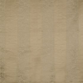 Astro - Vellum - Fabric made from cotton and polyester, featuring very subtle, slightly lustrous vertical stripes in pale grey and beige