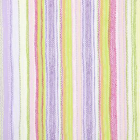 Tanglewood - Lavender - Modern fabric with lavender purple multicoloured stripes and wavy lines
