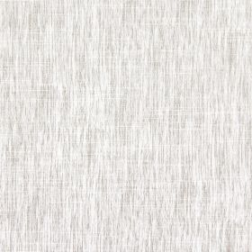 Beauvoir - Pearl - Cotton fabric with a subtle streaked pattern in white and light grey
