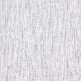 Beauvoir - Silver - Pale grey and white streaked cotton fabric