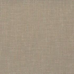 Glaze - Linen - Plain linen grey fabric