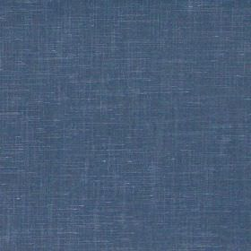 Glaze - Cambridge - Plain cambridge blue fabric